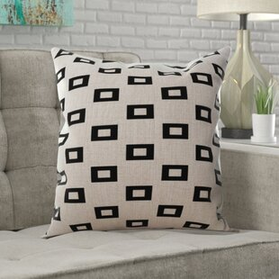Onondaga Decorative Pillow Cover (Set Of 2) by Wrought Studio Great price