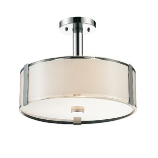 Lucie 4-Light Chandelier b..