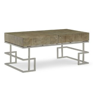 Cachet Arwen Coffee Table with Tray Top