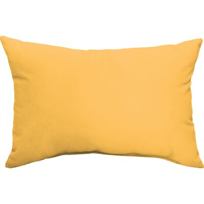 Wrought Studio McMillian Indoor/Outdoor Pillow Set Color: Butter Yellow