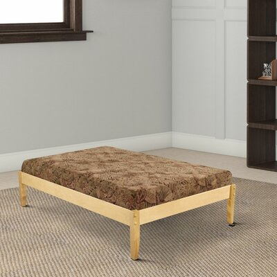 Malaysia Wooden Platform Bed