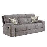 Kenda Stone Reclining Sofa by Latitude Run®