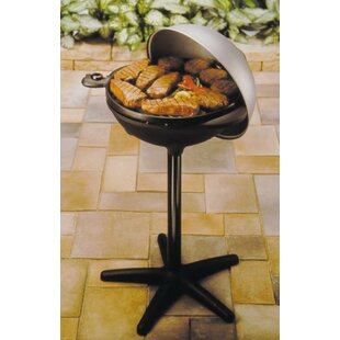 George Foreman Indoor/Outdoor Grill with Lid