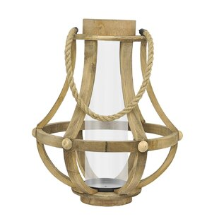Best Choices Wood Lantern By Bungalow Rose