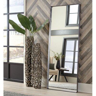 Modern Amp Contemporary Brushed Nickel Mirror Allmodern