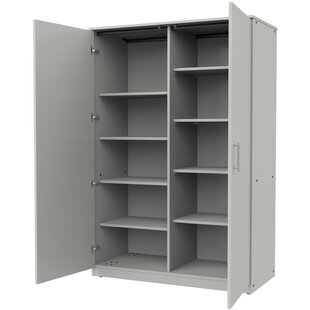 Mobile CaseGoods 2 Door Storage Cabinet by Marco Group Inc. Discount