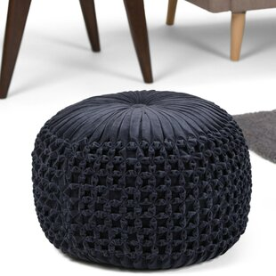 Moise Pouf Ottoman by House of Hampton