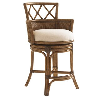 Bali Hai 24 Swivel Bar Stool