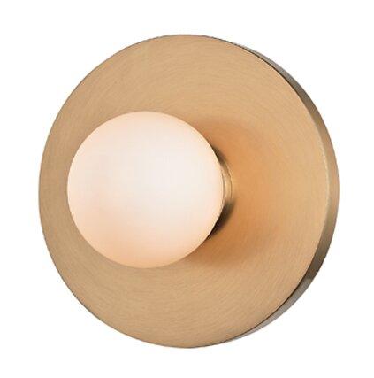 Willa Arlo Interiors Westcott 1 Light Flush Mount Reviews Wayfair