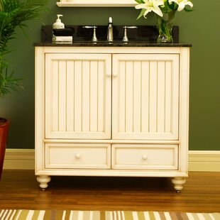 Bristol Beach 30 Bathroom Vanity Base by Sunnywood