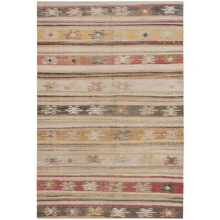 Griffeth Beige Indoor/Outdoor Area Rug