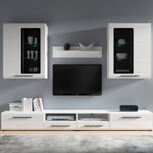 Great choice Lincoln Entertainment Center for TVs up to 88 by Orren Ellis Reviews (2019) & Buyer's Guide