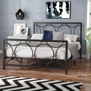 Belles Panel Bed by Ebern Designs