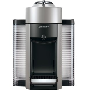 Nespresso Vertuo Coffee and Espresso Single-Serve Automatic Espresso Machine