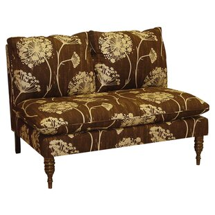 Victoria Settee by Skyline Furniture