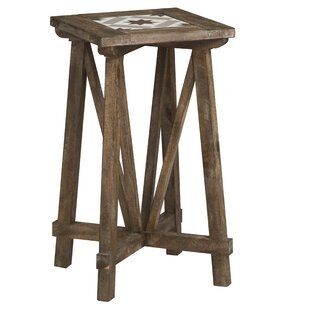 Obadiah End Table by Gracie Oaks