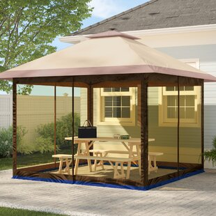 Enclosed Gazebo Wayfair