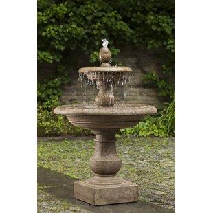 Campania International Caterina Concrete Fountain