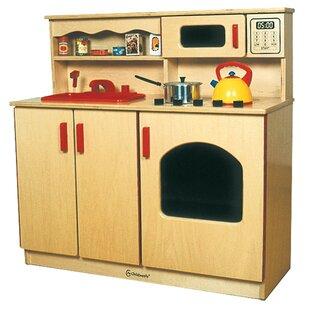 4-in-1 Kitchen Center by A+ Child Supply