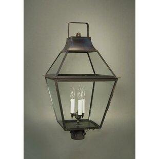 Anzalone Large 1-Light Lantern Head by Canora Grey