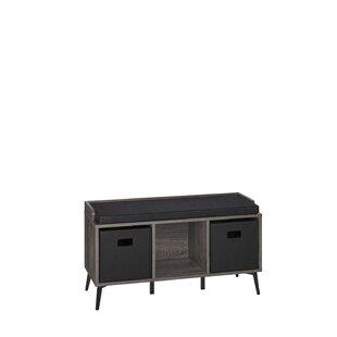 Isoline Upholstered Storage Bench