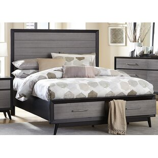Bork Platform Bedroom Set