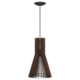 George Oliver Vigna 1-Light Cone Pendant