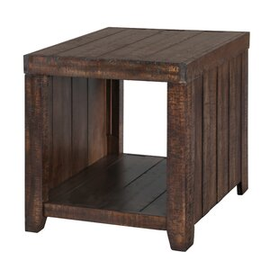 Inexpensive Beaumont End Table by Breakwater Bay