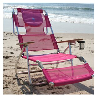 Ostrich Chair 3-in-1 Reclining Beach Chair