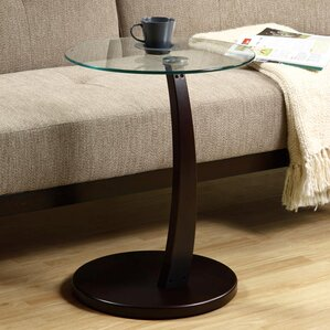 Baumgardner End Table by E..