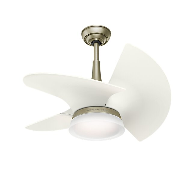Casablanca fan 30 orchid 3 blade ceiling fan reviews wayfair 30 orchid 3 blade ceiling fan aloadofball Gallery