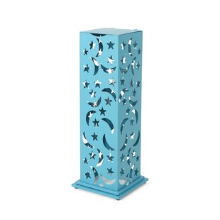 Inexpensive Outdoor Iron Lantern By Winston Porter