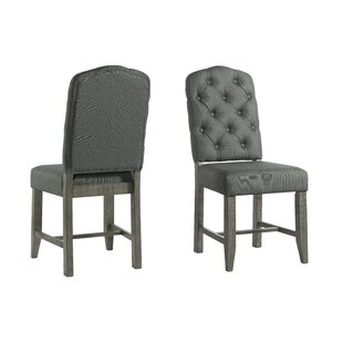 Gracie Oaks Darley Upholstered Dining Chair (Set of 2)