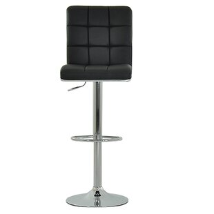 Height Adjustable Swivel Bar Stool By Metro Lane