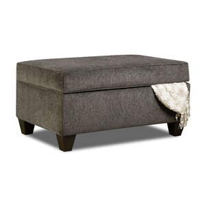 Degory Storage Ottoman by Simmons Upholstery by Alcott Hill