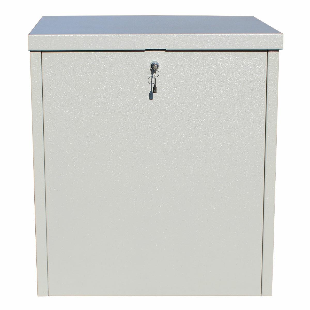Qualarc Parcelchest Steel Single Unit Parcel Locker Reviews Wayfair