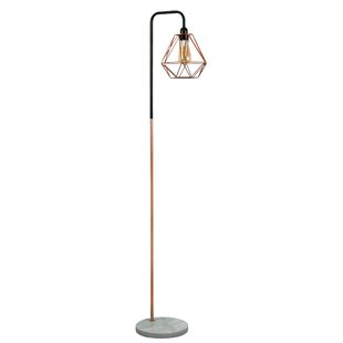 Floor lamps youll love buy online wayfair talisman 153cm floor lamp aloadofball Image collections