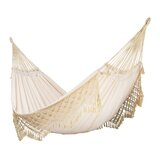 Camarena Organic Family Cotton Tree Hammock