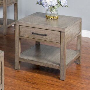 Union Rustic Brianne End T..