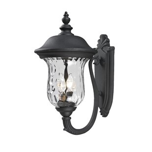 Compare & Buy Cashwell Outdoor Sconce By Darby Home Co