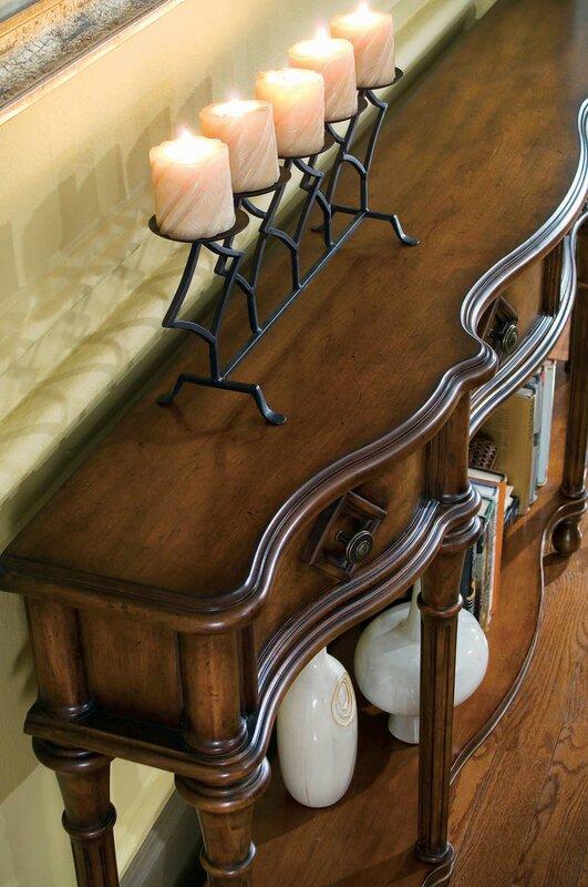 Decorator Hall Console Table