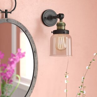 Gattis 1-Light Bath Sconce