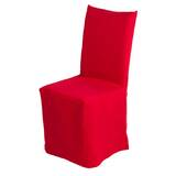 Pampa Box Cushion Dining Chair Slipcover by Madura