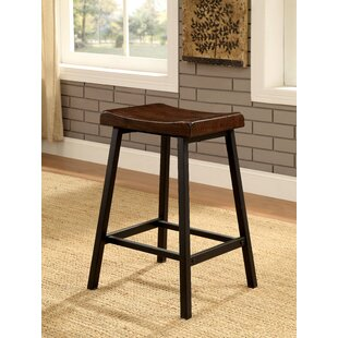Mount Shasta Bar Stool (Set Of 2) by Loon Peak Reviews