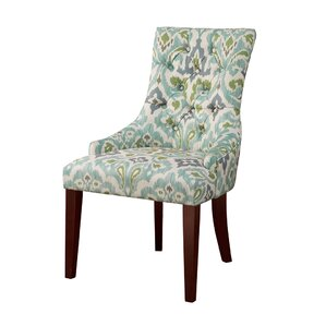 Celeste Parsons Chair (Set of 2) by Bungalow Rose