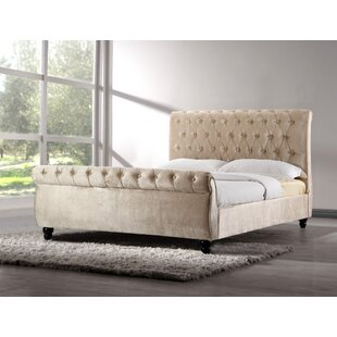 Chesterfield Upholstered Bed Frame By Willa Arlo Interiors