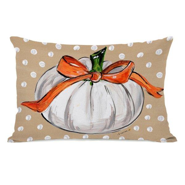 August Grove Comeaux Pumpkins Lumbar Pillow & Reviews by August Grove