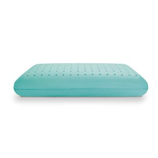 Hattie Eucalyptus Infused Medium Memory Foam Standard Pillow