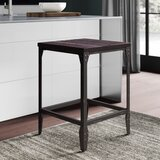 Glastonbury Solid Wood 25 Counter Stool (Set of 2) by Greyleigh™