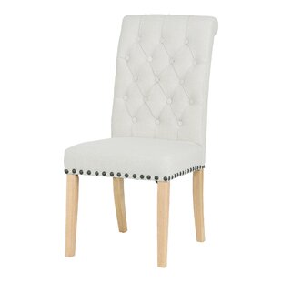 Adira Upholstered Dining Chair (Set Of 2) By Rosdorf Park